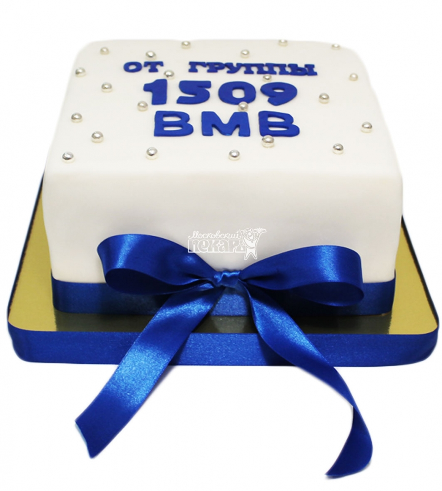 №3464 Корпоративный торт