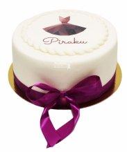 №3475 Корпоративный торт для PIRAKU