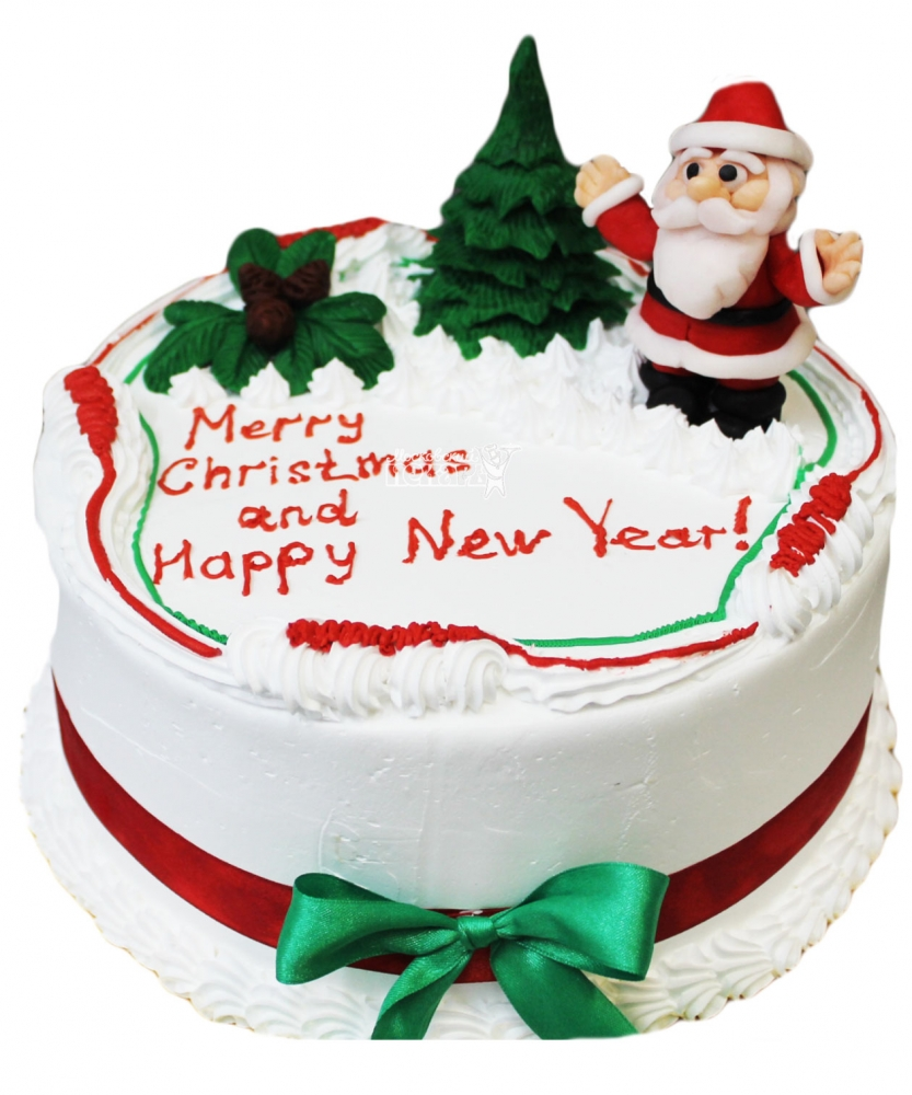 №3478 Новогодний торт