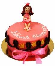 №3481 Торт для девочки