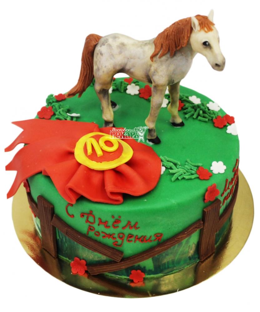 №3485 Торт Лошадь