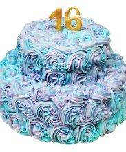 №3488 Торт со сливками