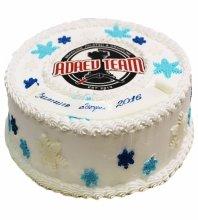 №3512 Корпоративный торт для ADAEV TEAM