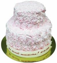 №3513 Торт из роз