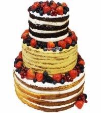 №3521 Торт с ягодами