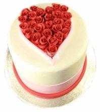 №3541 Торт на 14 февраля