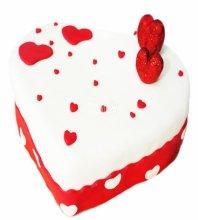 №3549 Торт на 14 февраля