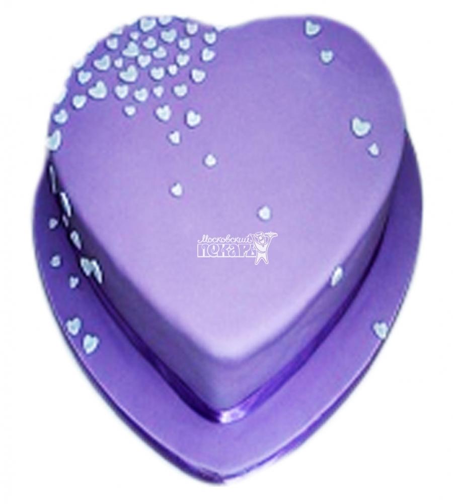 №3551 Торт на 14 февраля