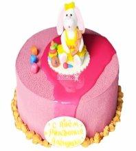 №3555 Велюровый (бархатный) торт