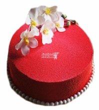 №3557 Велюровый (бархатный) торт