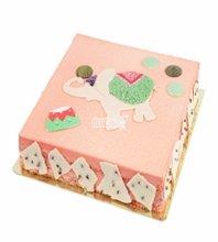 №3559 Велюровый (бархатный) торт