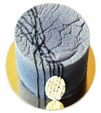 №3566 Велюровый (бархатный) торт