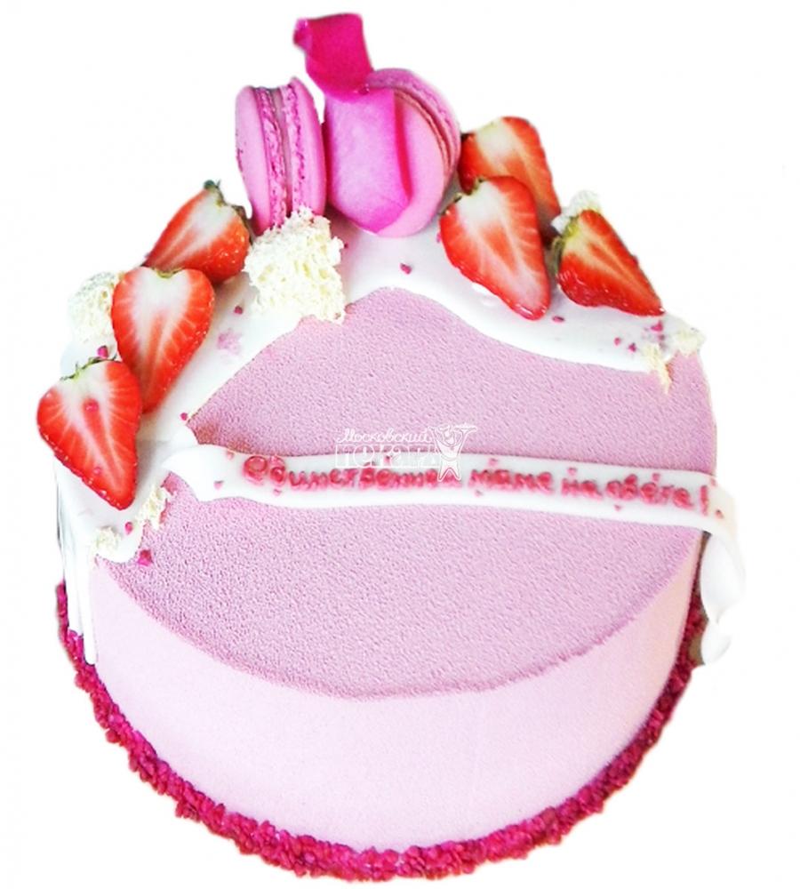 №3567 Велюровый (бархатный) торт