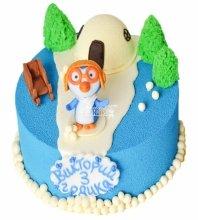 №3568 Велюровый (бархатный) торт