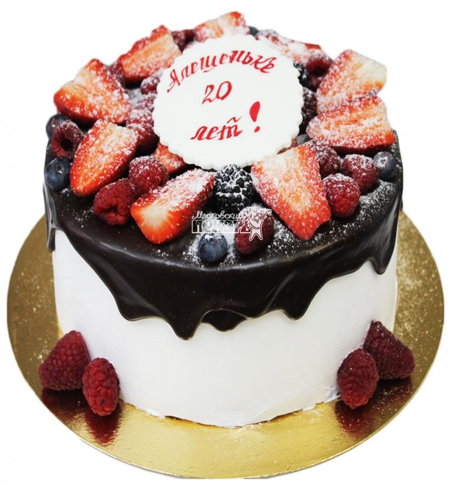 №3599 Торт с ягодами