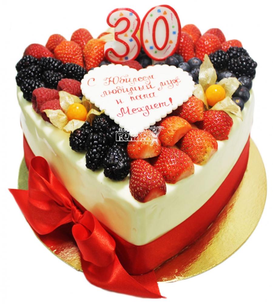 №3607 Торт сердце