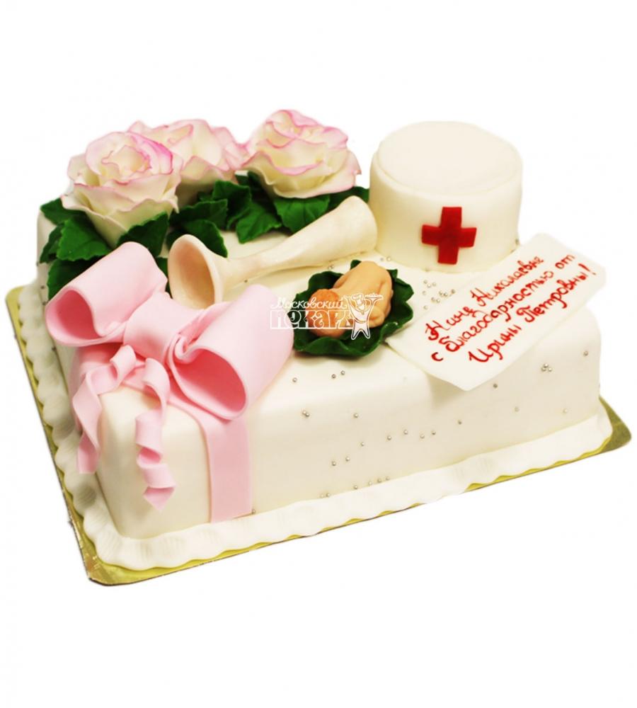 №3613 Торт врачу
