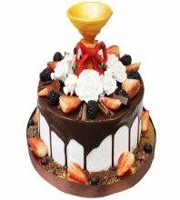 №3619 Торт на выпускной
