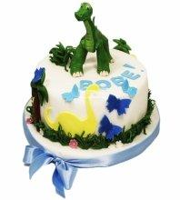 №3641 Торт динозаврик