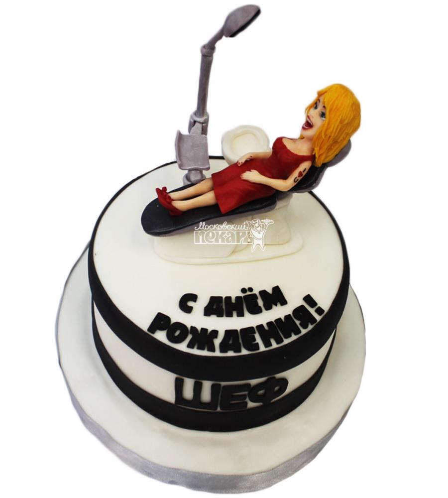 №3651 Торт Стоматологу