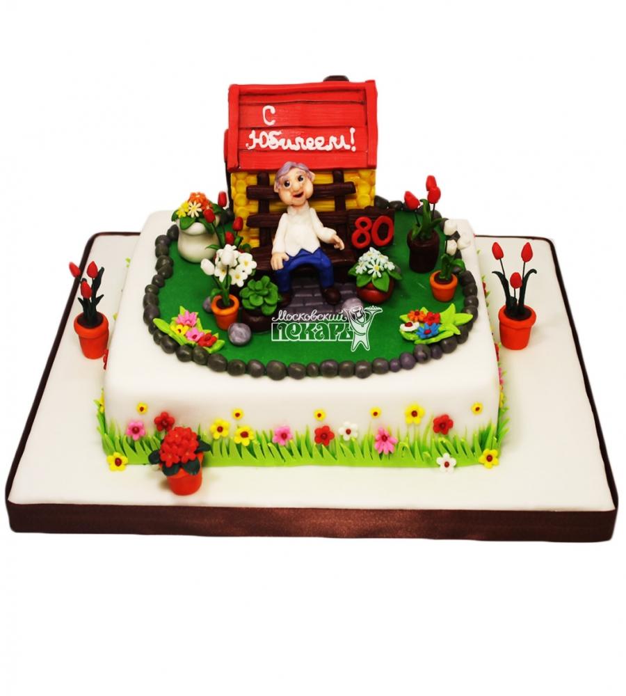 №3652 Торт Дедушке