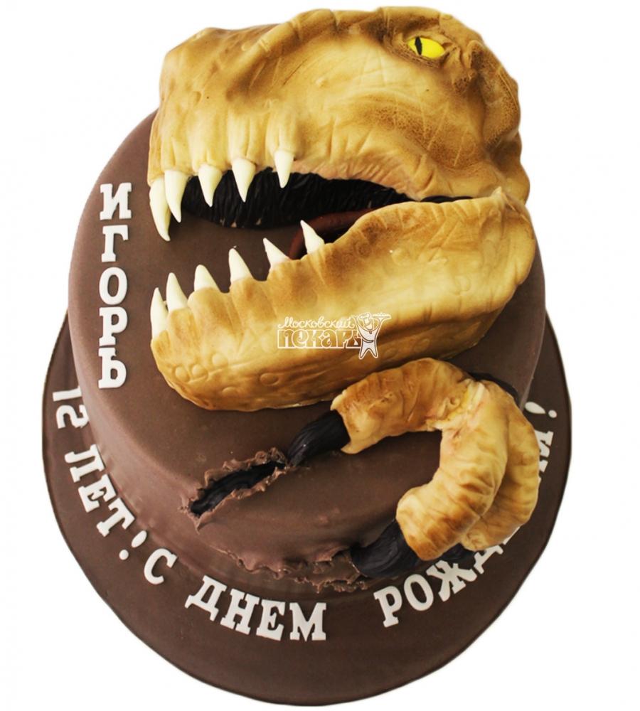 №3661 Торт Динозавр