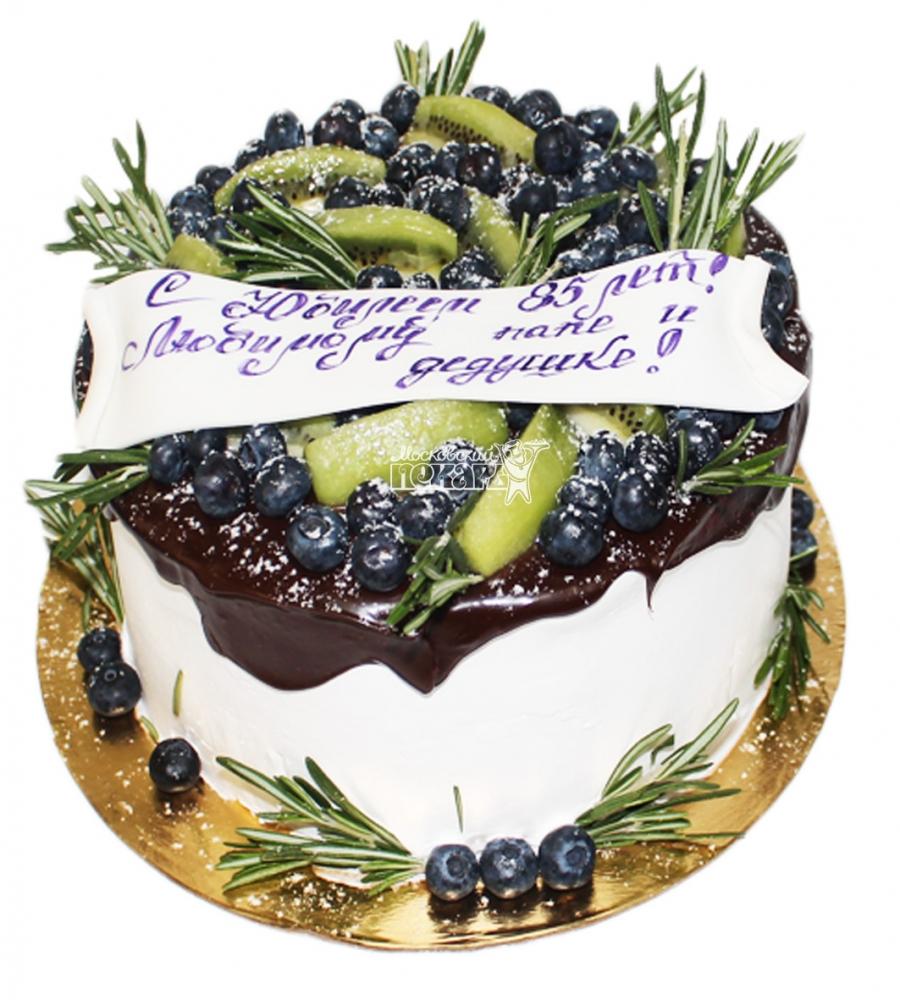№3662 Торт с фруктами