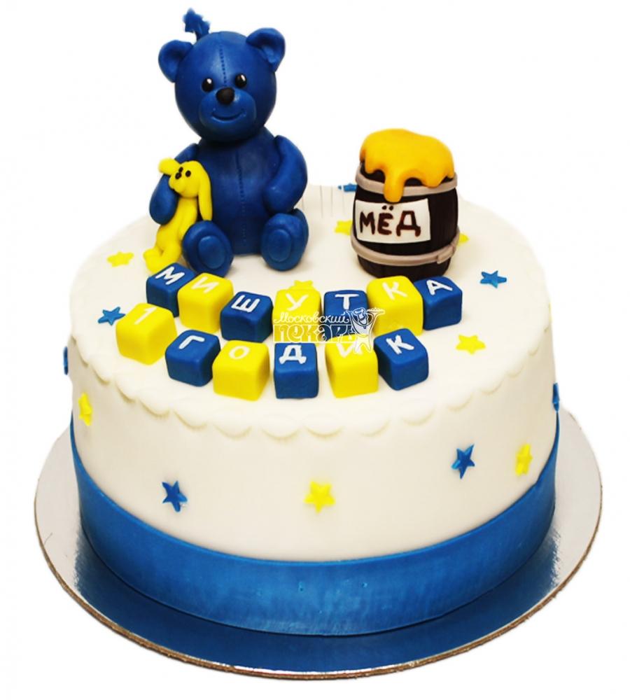№3669 Торт на 1 годик
