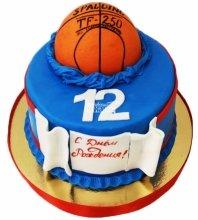 №3680 Торт баскетбольный мяч