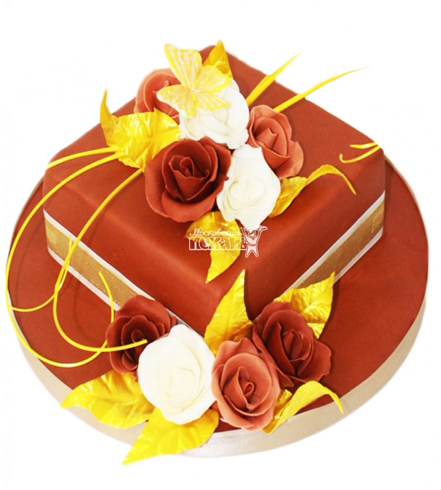 №3681 Торт на День Рождения