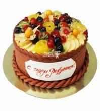№3690 Торт на день рождения