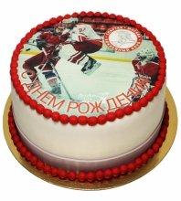 №3695 Торт хоккей
