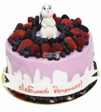 №3698 Торт с зайцем