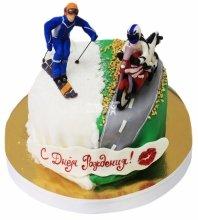 №3708 Торт на День Рождения
