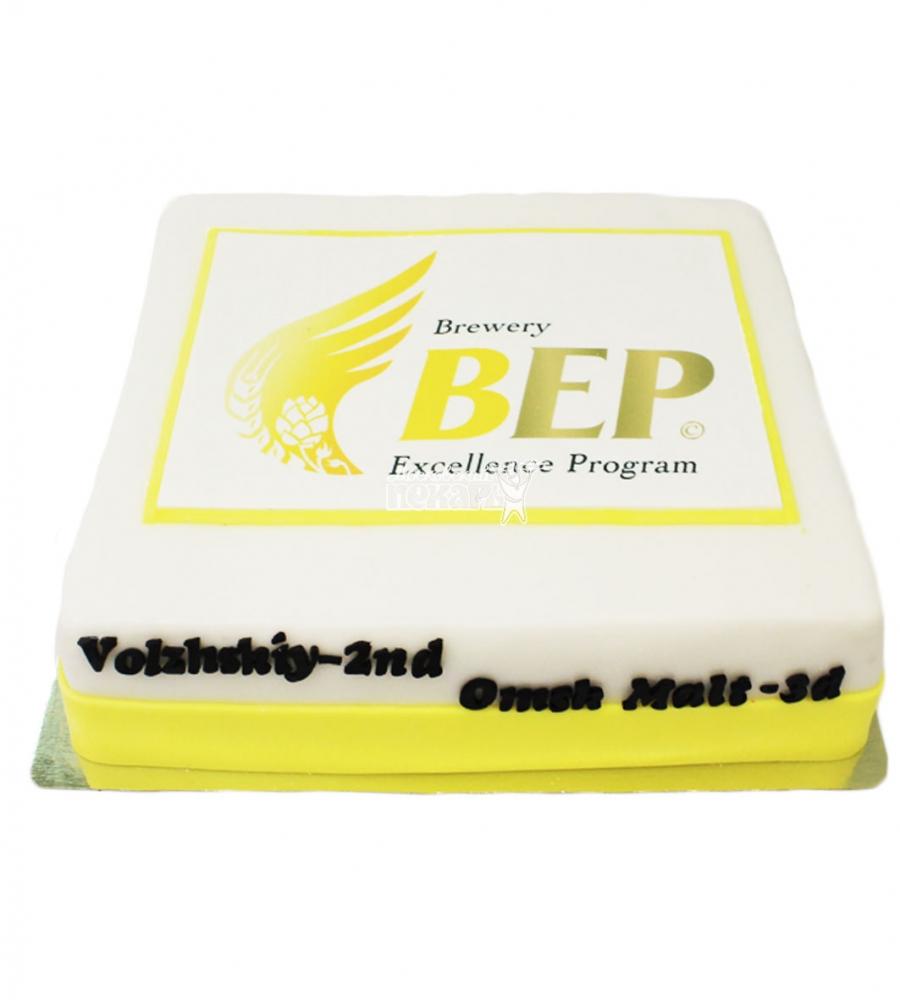 №3713 Корпоративный торт для