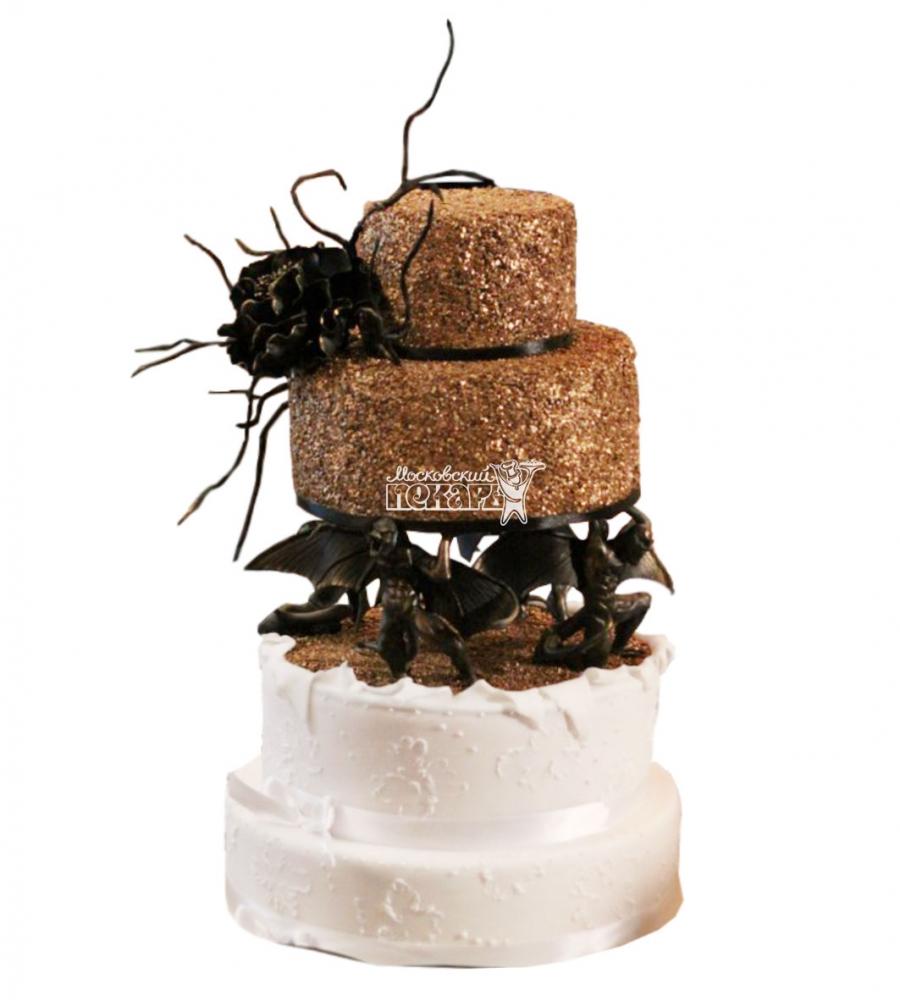 №3714 Свадебный торт
