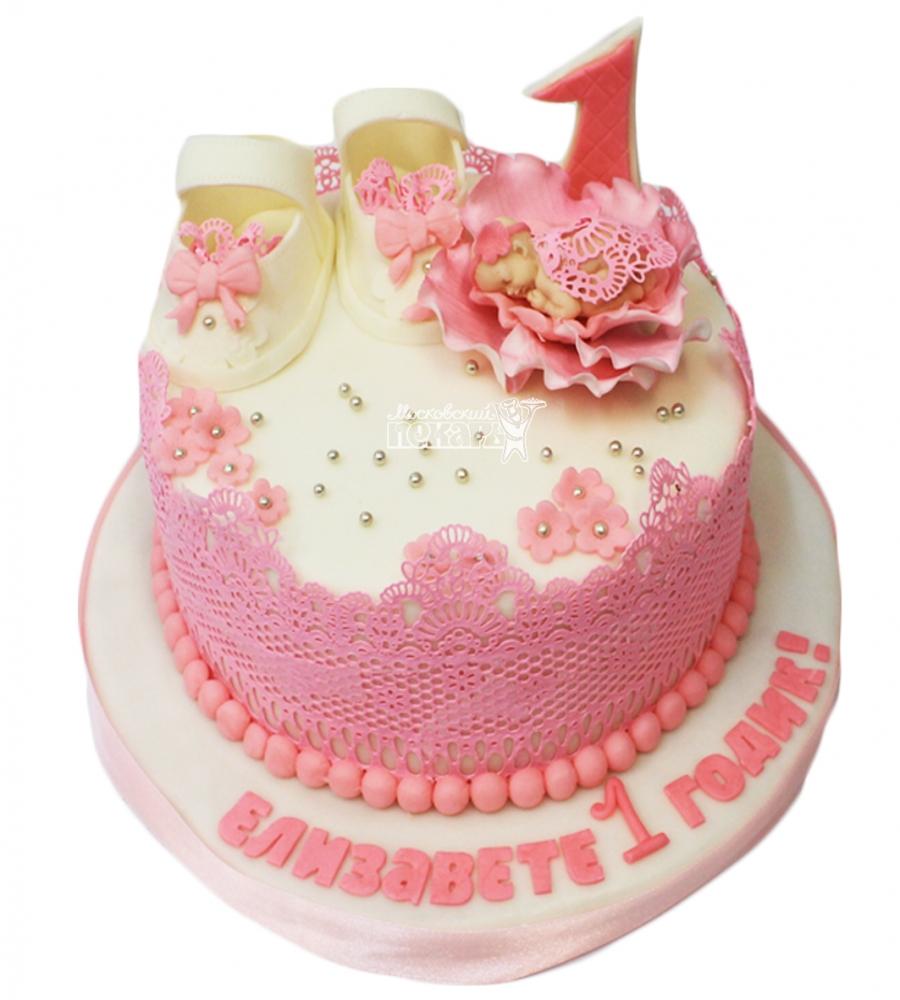 №3720 Торт на 1 годик