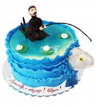 №3748 Торт Рыбаку