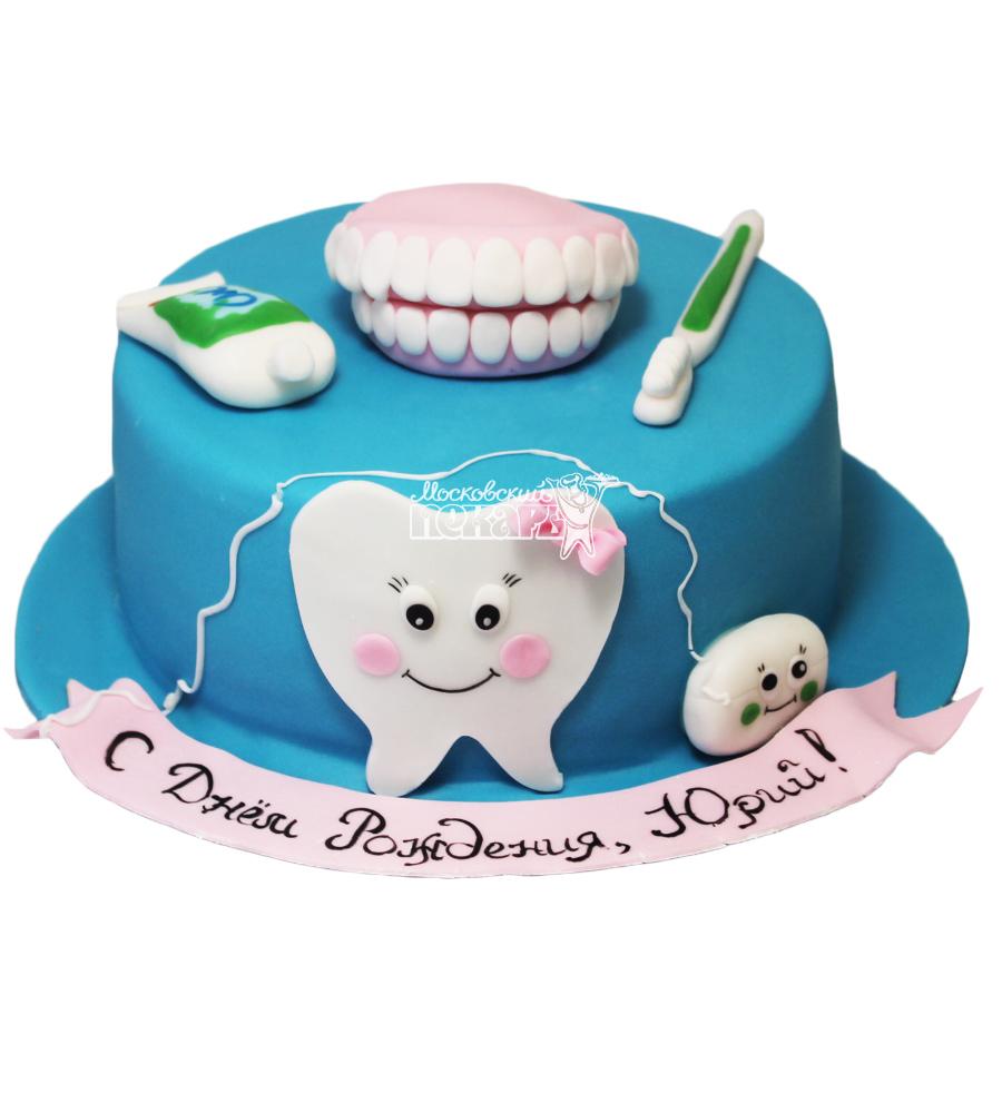 №3760 Торт стоматологу