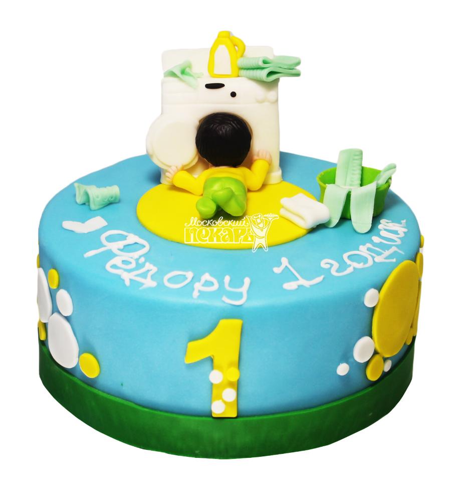 №3761 Торт на 1 годик