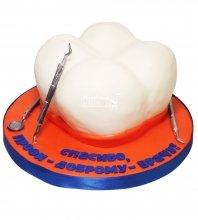 №3764 Торт стоматологу