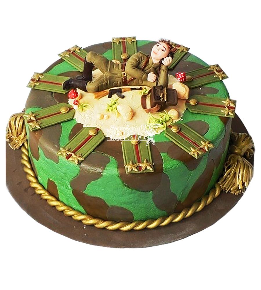№3771 Торт на 9 мая