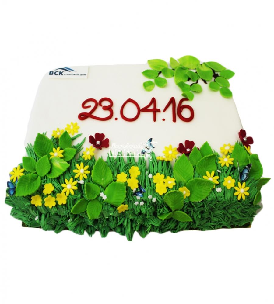 №3777 Корпоративный торт для