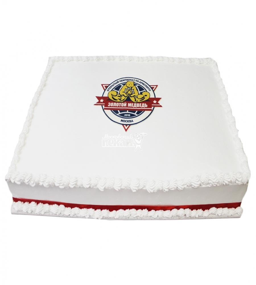 №3783 Корпоративный торт для