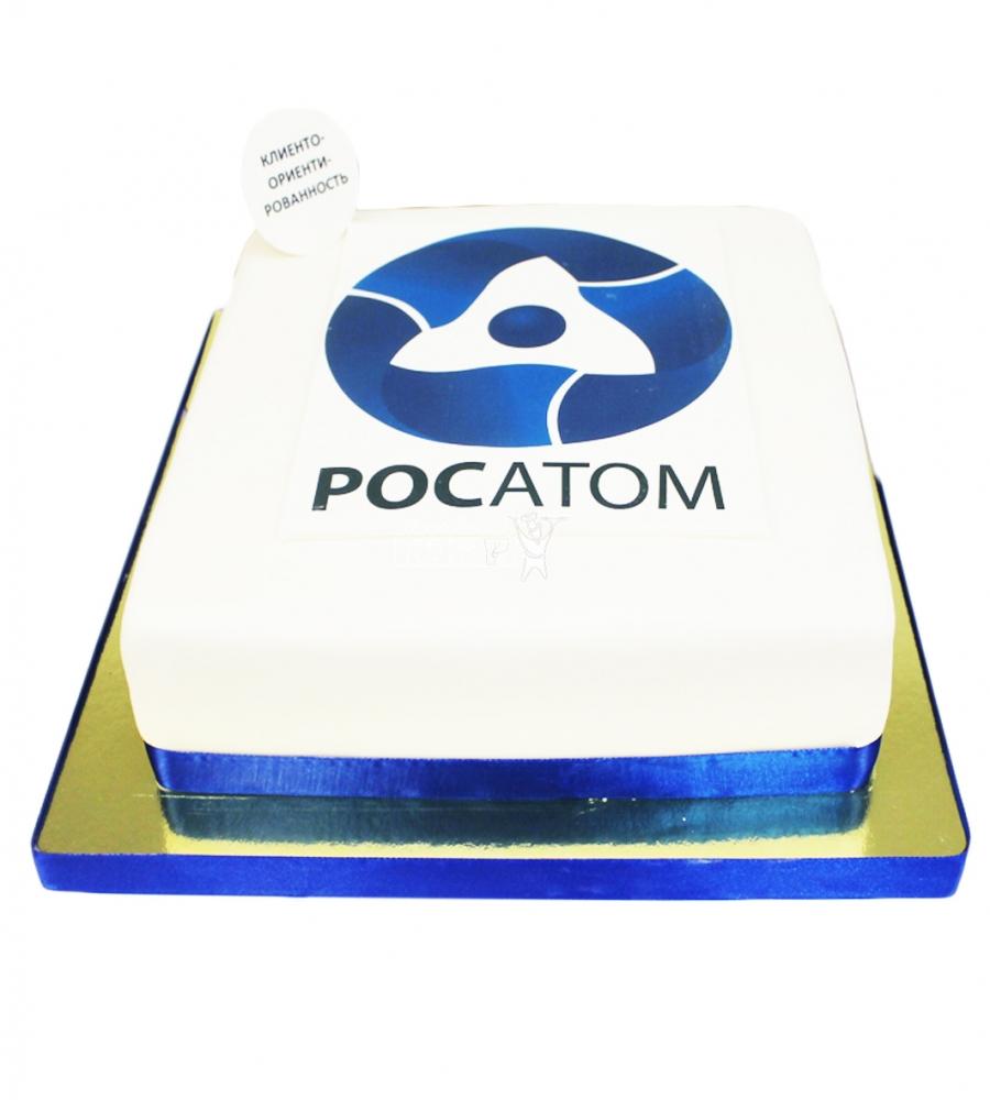 №3795 Корпоративный торт для