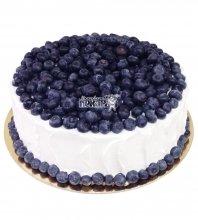 №3802 Свадебный торт с черникой