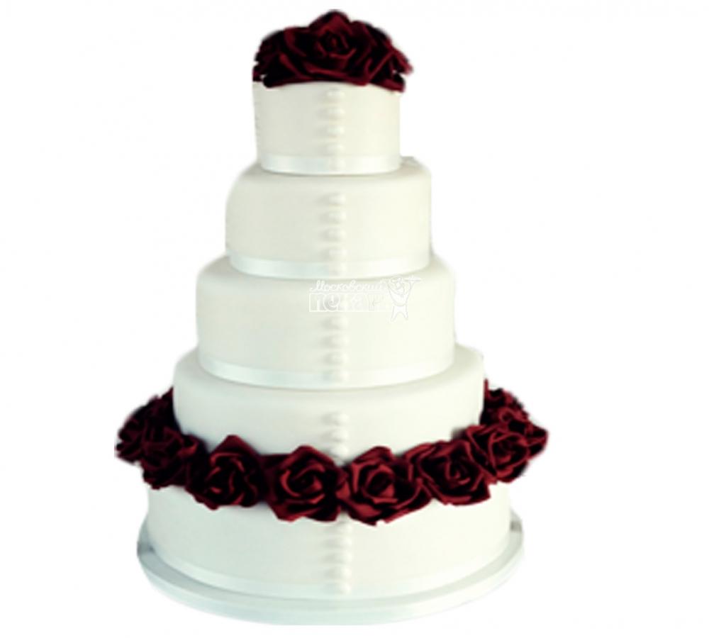№3809 Свадебный торт