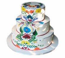 №3814 Свадебный торт