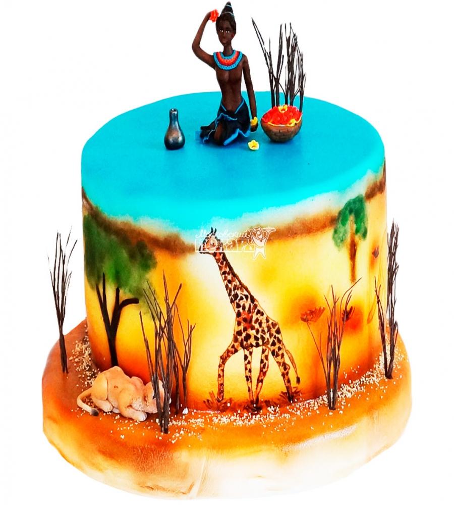 №3817 Свадебный торт