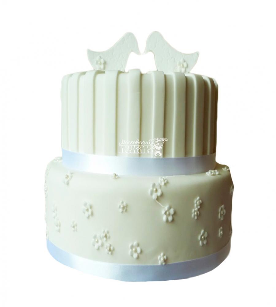 №3820 Свадебный торт